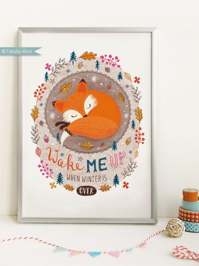 fox illustration                                                       …