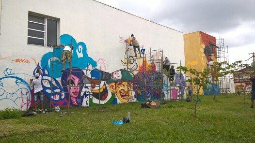 Sopa de personagens no Street Of Styles em Curitiba - PR .  #streetofstyles #curitiba #PR #guimnomo #image_erc #loko #willrp #graffiti #arte #arteurbana #streetart #tinta