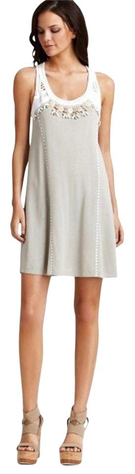 Nanette Lepore White / String Mad-cap Dress. Free shipping and guaranteed authenticity on Nanette Lepore White / String Mad-cap DressNANETTE LEPORE Mad-Cap Dress, color White/String, ...