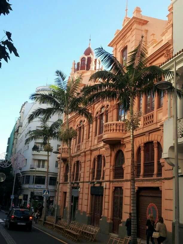 Calle El Pilar, Santa Cruz de Tenerife