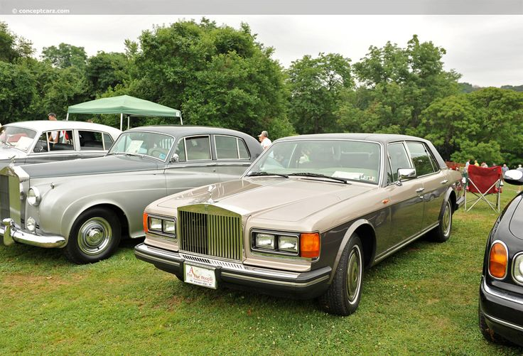1986 Rolls-Royce Silver Spur Image