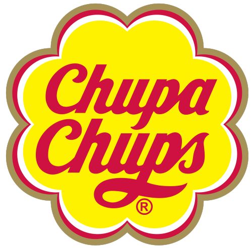 Chupa Chups logo by Salvador Dali