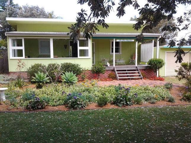 green fibro shack