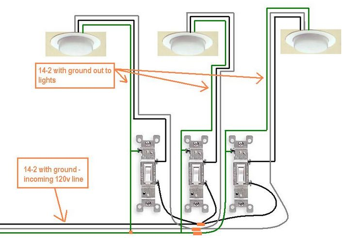 electrical switch schematic box wiring picture of how to wire a light switch | electrical - how ...