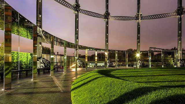 Gasholder Park, Saturday 18 June 12:00-16:00 + Sunday 19 June 12:00-16:00