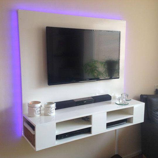 Diy Floating Tv Cabinet Penelope Made By Cabinet Furniture