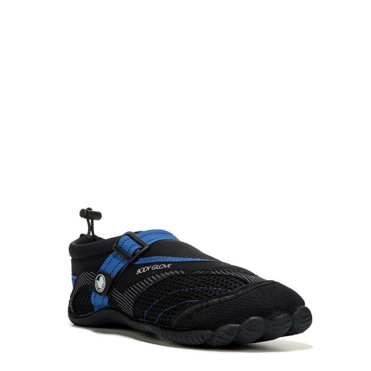Body Glove Men's Realm Water Shoe Sandals (Black/Blue) - 13.0 M