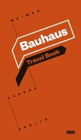 Cover Bauhaus Travel Book