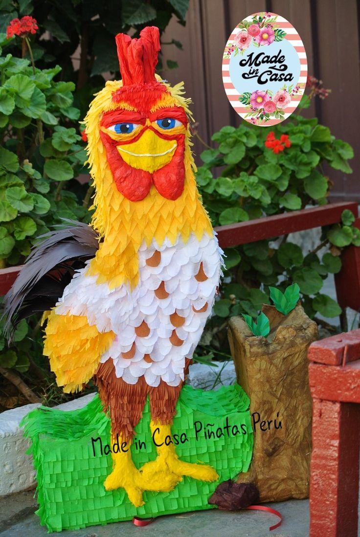 Piñata Bartolito de la granja de zenon, idelaes para