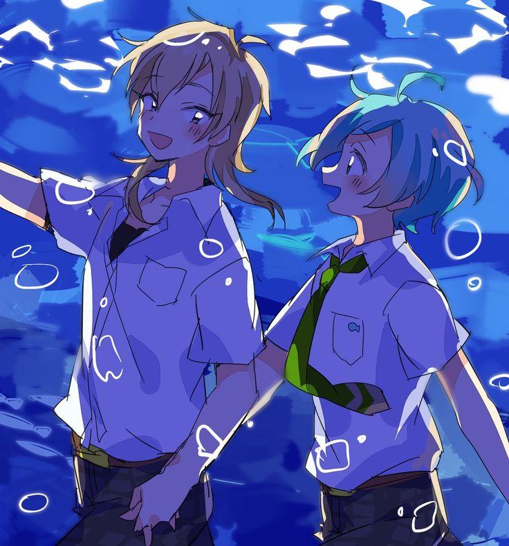 Ensembles stars Kanata and Kaoru