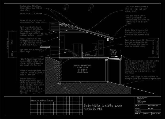 www.secretdesignstudio.com/blog  Secret Design Studio's drawings for a Pettit and Sevit style addition to an existing Pettit and Sevitt house. Secret Design Studio knows Mid Century Modernist Architecture, www.secretdesignstudio.com