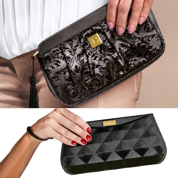Lindas!! Nécessaire e Bolsa Carteira da Eudora. Vem ver: www.novabela.com.br   #eudora #necessaire #bolsacarteira #novabela #cosmeticos #maquiagem #compreonline #recebaemcasa