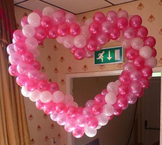 valentine rose bun