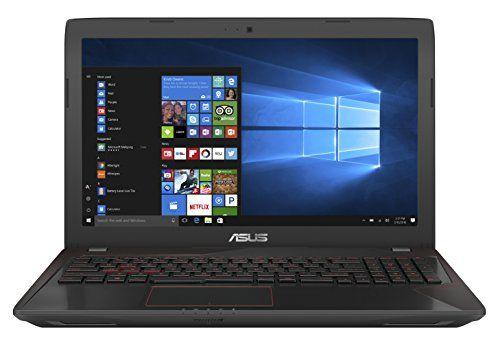 "Asus ROG FX553VD-DM1158T PC portable Gamer 15,6"" Full HD Noir (Intel Core i5, 6 Go de RAM, Disque dur 1 To , Nvidia GeForce GTX 1050 2G, Windows 10) #Asus #FXVD #portable #Gamer #Full #Noir #(Intel #Core #RAM, #Disque #Nvidia #GeForce #Windows"