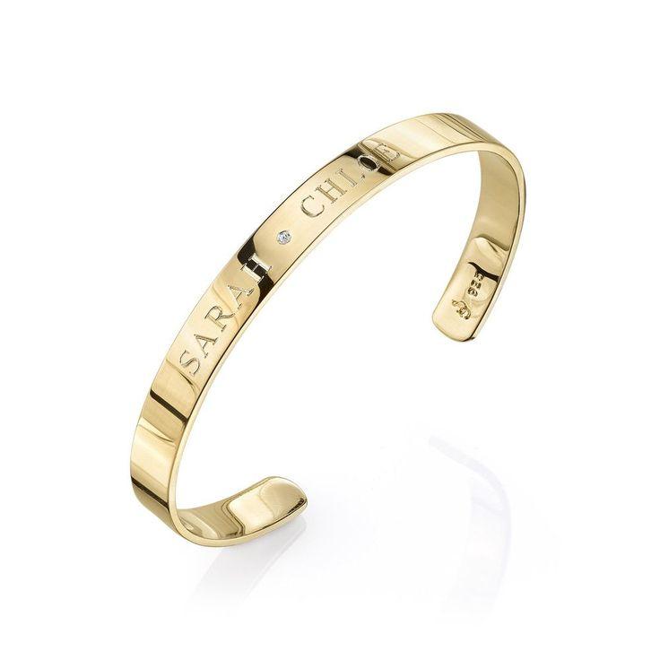 Check out Ciela Bangle with Center Diamond at goop.com!'