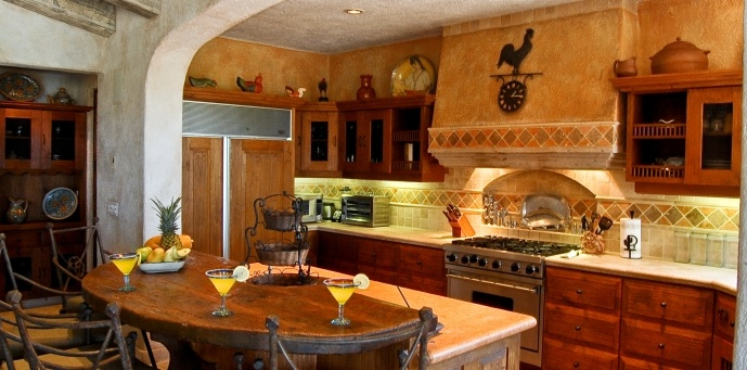 country kitchen san jose mexican amp modern kitchen located on the los cabos 6137