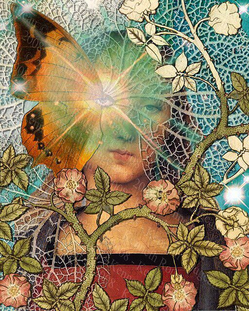 Our Duty Is Wakefulness The Fundamental Condition Of Life: 102 Best Butterfly & Woman Art Images On Pinterest