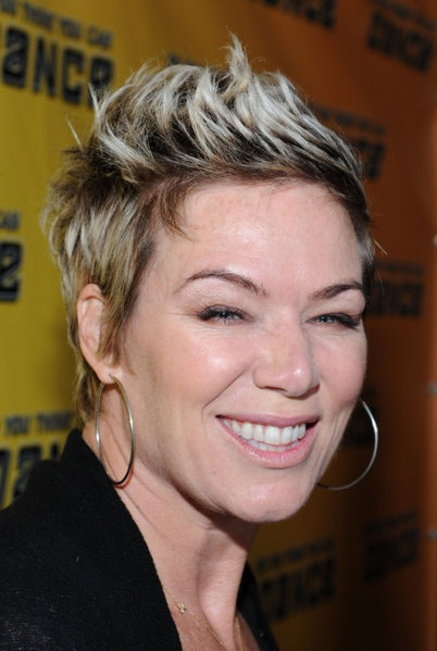 choreographer extraordinaire, Mia Michaels -  I named one of my girls after her she is so amazing