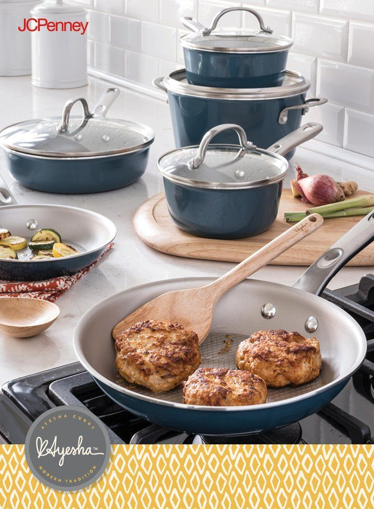 Complete Your Kitchen With The New Ayesha Curry Cookware This