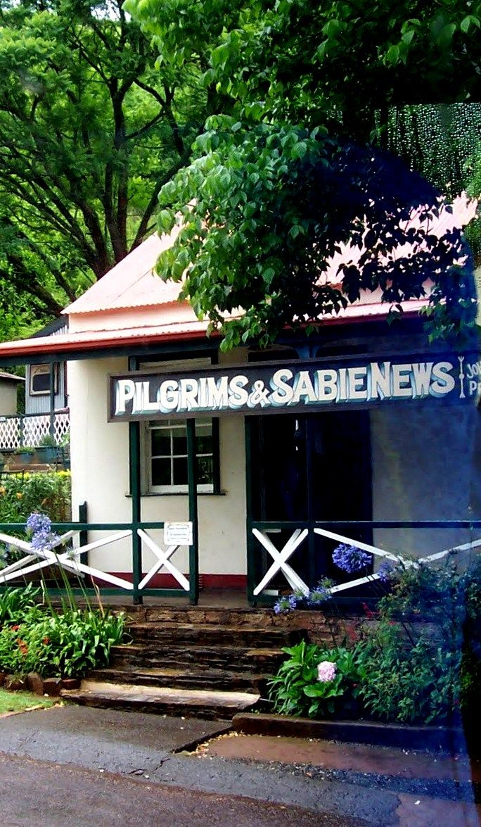 Pilgrim's Rest - South Africa Mpumalanga
