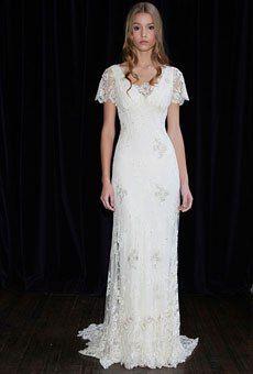 Весенние свадебные платья. Романтика. | 65 фотографий