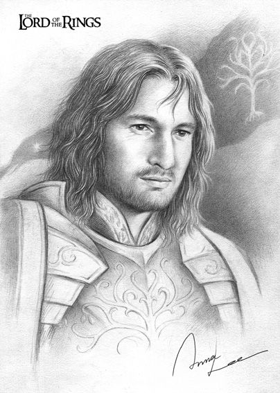 Faramir by ilxwing.deviantart.com on @deviantART | Cottage of Lost ...