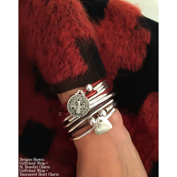 Baby it 39 s cold outside stay warm with hues of red for Who sells lizzy james jewelry