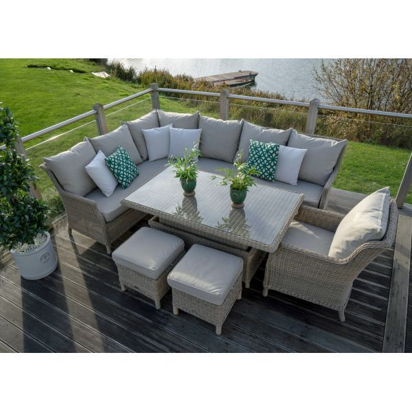 Casual Dining Table, Casual Patio Furniture