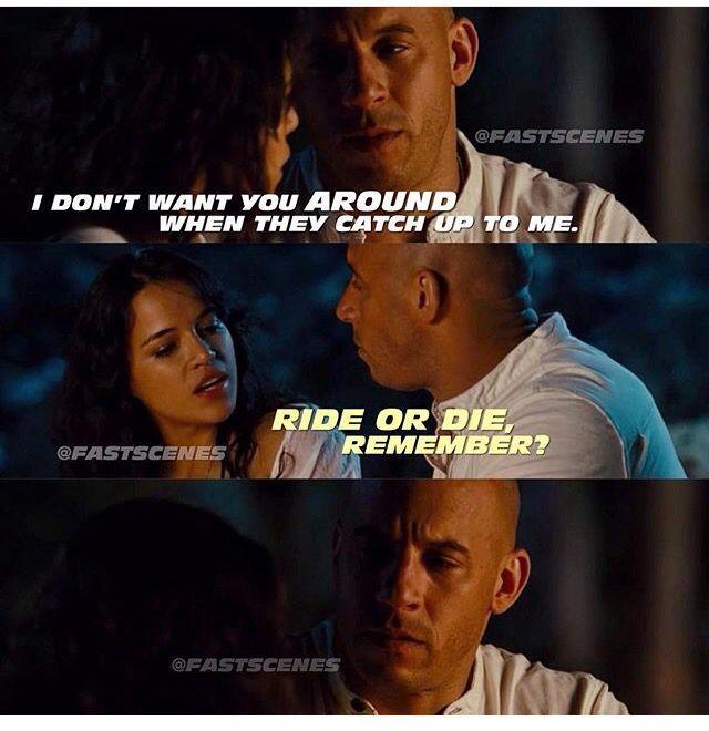 Frases De Dominic Toretto M 225 S De 25 Ideas Incre 237 In