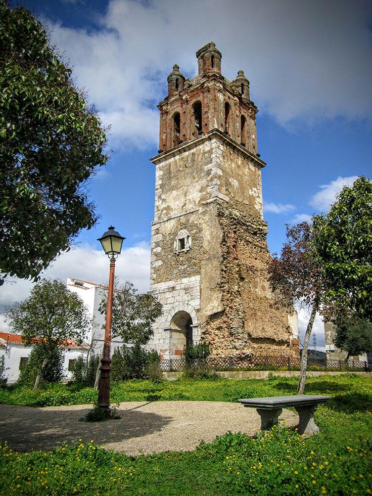 Torre de San Francisco de Zafra. #Convento #Convent #ruinas #Ruins #Art #Arte