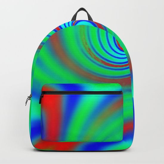 Colours of the Rainbow Backpacks