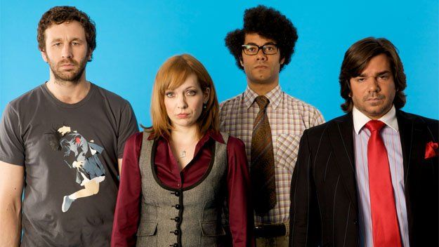 The IT Crowd:  love this show.  check it out on Netflix and be amazed. british humor is hilarious.