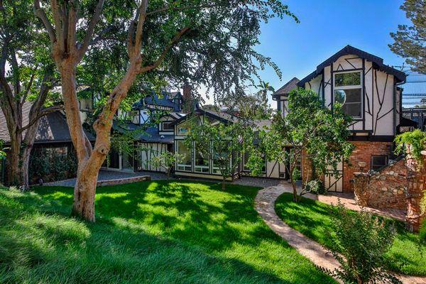 Дом Леги Гаги с теннисным кортом на крыше за 5,5 миллиона долларов