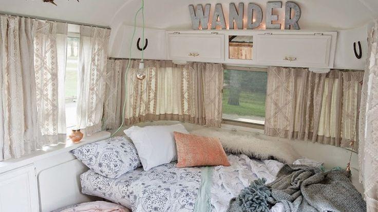 1000 id es sur le th me int rieur airstream sur pinterest. Black Bedroom Furniture Sets. Home Design Ideas