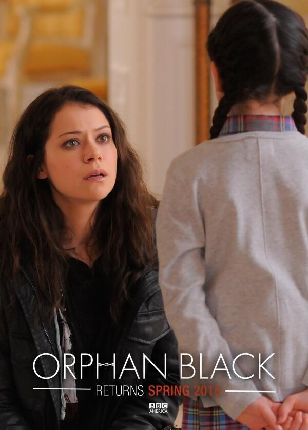 Oh god, Orphan Black come back.