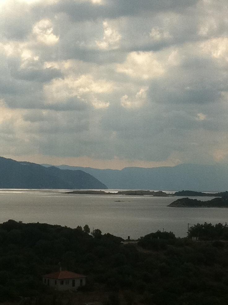 Chalkidiki, Amouliani