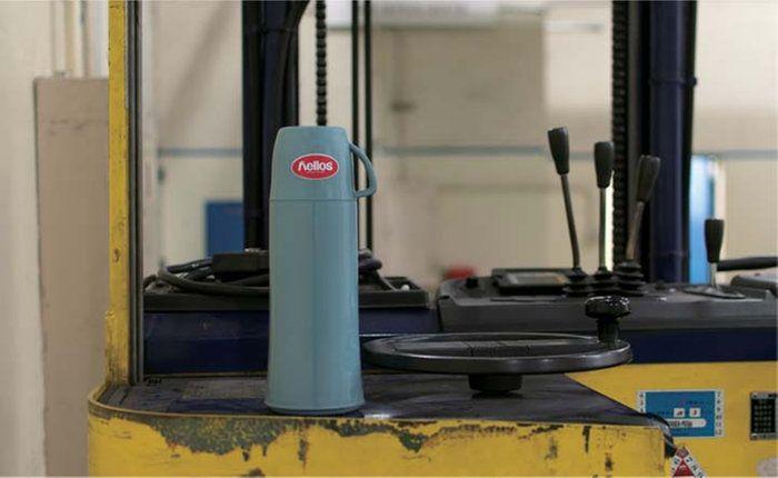 ヘリオス魔法瓶水筒ボトルヘリオス水筒水筒ヘリオスガラス製魔法瓶エレガンス750mlhelios