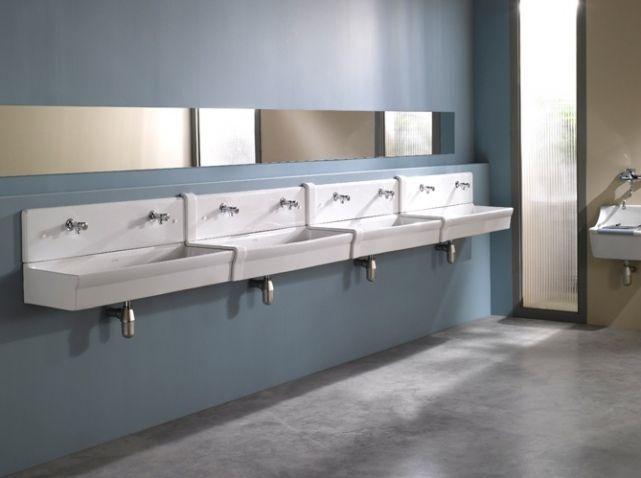 salle de bain enfants - lavabo