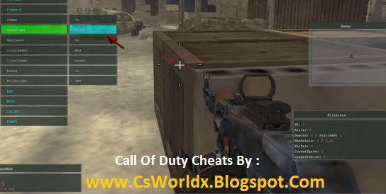 Bot 0.4 Cheat For COD 4 Download ~ CounTer Strike™