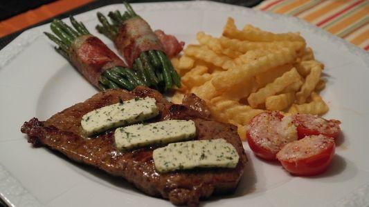 Chuleta cerdo al roquefort con guar | ¿Qué cocino hoy?
