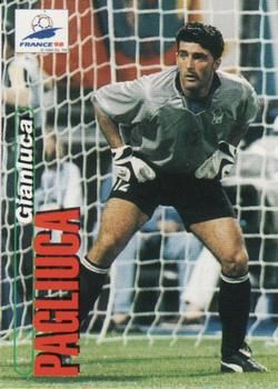 1998 Panini World Cup #6 Gianluca Pagliuca Front