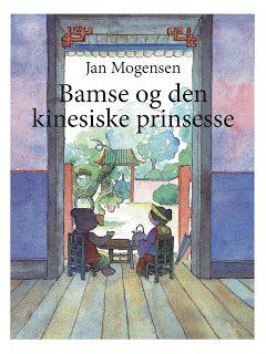 Bognørden: Bamse og den kinesiske prinsesse