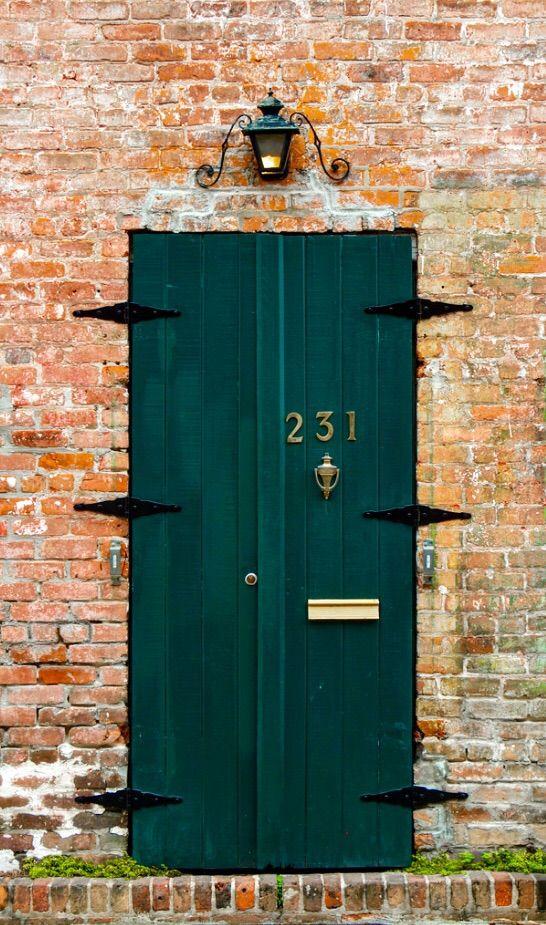 New Orleans, Louisiana door ..rh