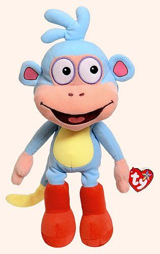 Ty Beanie Buddies Boots Monkey Medium Plush *** You can find out more details at the link of the image.