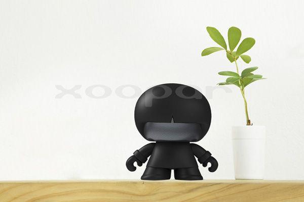 49,75€ Xoopar Boy Preta, coluna portátil bluetooth | Smartpen, Áudio e TV, Informática, Mobile, Mainline, Domótica e Gadgets