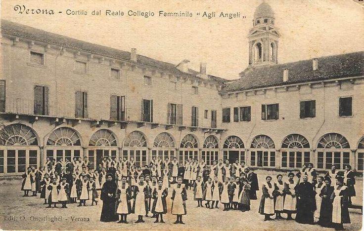 Verona - Collegio Femminile -Agli Angeli-