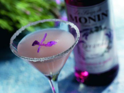 Lavender Martini - these are SO good!