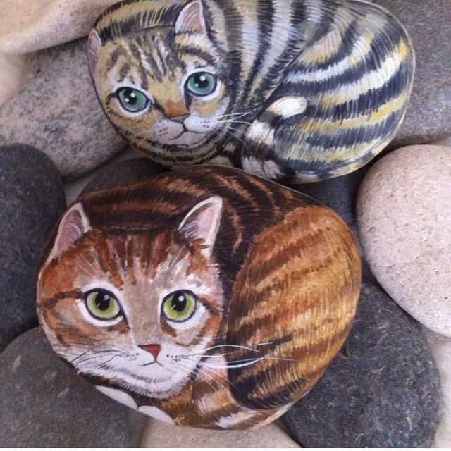 #kediler #elyapımı #doğaltaş #akrilik #boya #sanat #izmir #ev #dekorasyon #sahil #yaz #balkon #fikirleri #cats #painted #natural #stones #handmade #art #decoration #ideas #gifts #friends