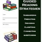 FREE! Guided Reading Activities and Worksheets! Great for an Introduction to the Common Core Reading Standards!