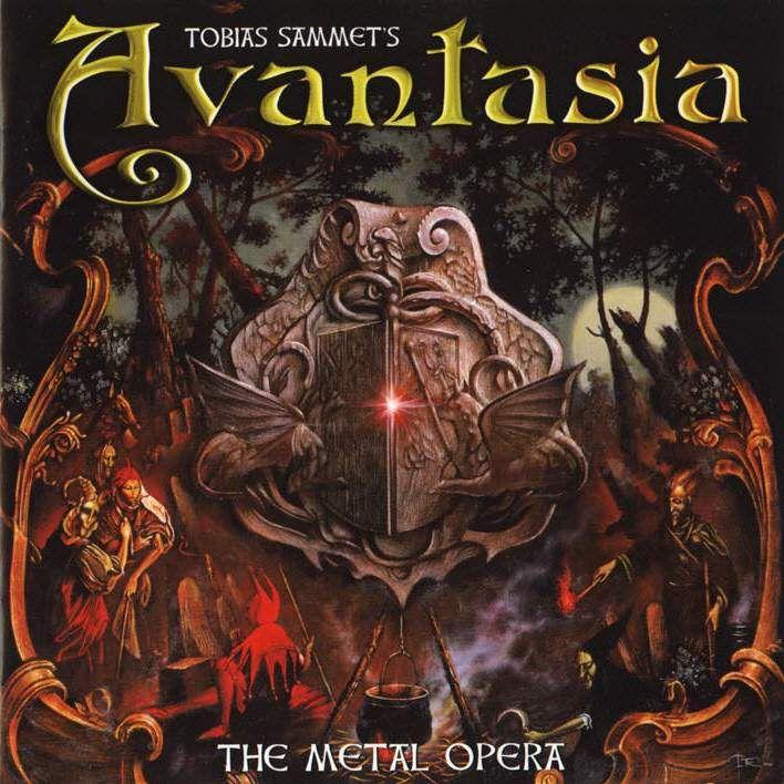 Avantasia - The Metal Opera. Marcou profundamente minha relação com a música.